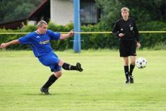 Fotbalový turnaj Mikroregion JP